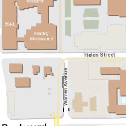 University Of Arizona Keating Building Map.Campus Map University Of Arizona